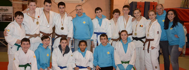 Semaine chargée au Royal Brussels Judo Institute